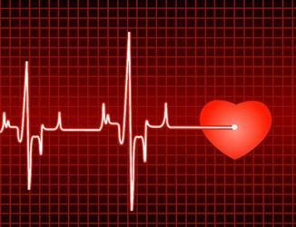 摸五个地方知心脏好坏