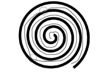 纸上画个圈能自测脑梗?真的假的?