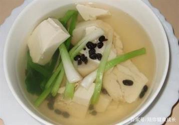 葱白豆豉葛根汤治夏季感冒