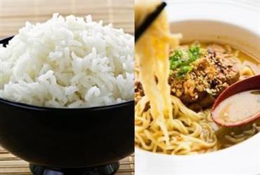 新研究:吃米比吃面更瘦身