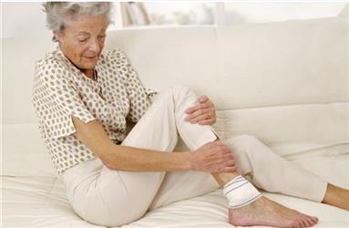 脚踝肿胀可不是水喝多了这么简单