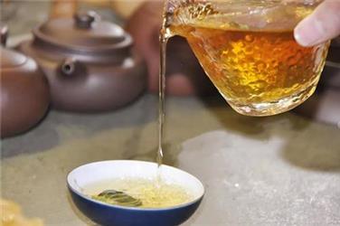 """""""代茶饮""""是茶也是药"""